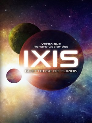 cover image of IXIS Guetteuse de Turion