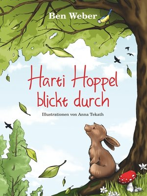 cover image of Harti Hoppel blickt durch