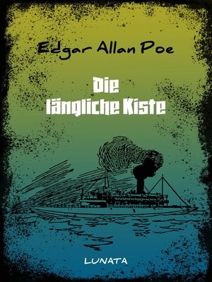 cover image of Die längliche Kiste