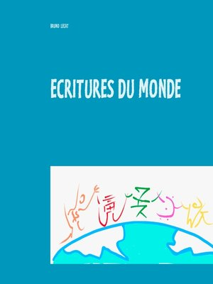 cover image of Ecritures du monde