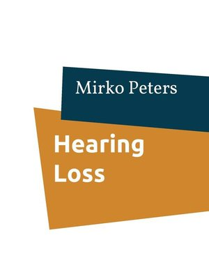 cover image of Hearing Loss