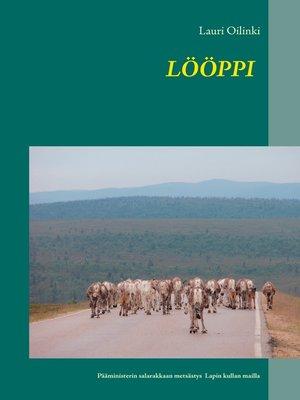 cover image of LÖÖPPI