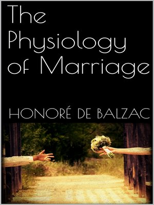 cover image of The Physiology of Marriage