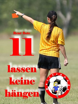 cover image of 11 lassen keine hängen
