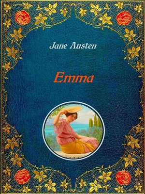 cover image of Emma--Illustrated