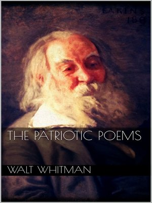 cover image of The Patriotic Poems