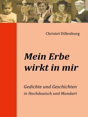 cover image of Mein Erbe wirkt in mir