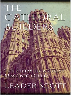 cover image of The Cathedral Builders