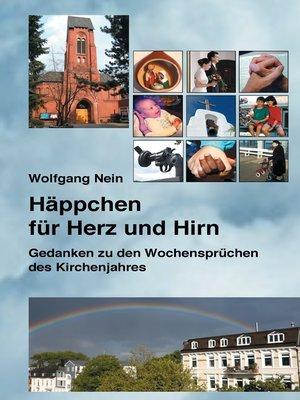 cover image of Häppchen für Herz und Hirn