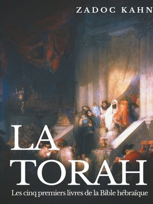 cover image of La Torah