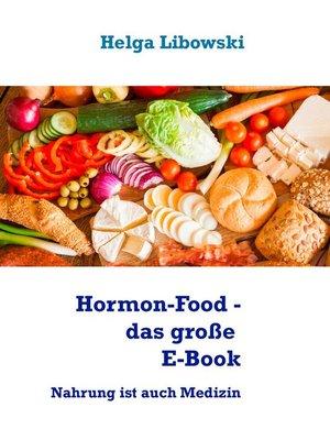 cover image of Hormon-Food--das große E-Book