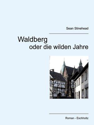 cover image of Waldberg oder die wilden Jahre