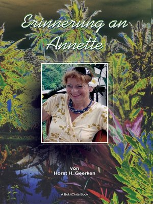 cover image of Erinnerung an Annette