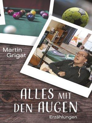 cover image of Alles mit den Augen