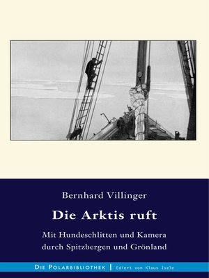 cover image of Die Arktis ruft