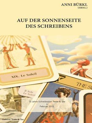 cover image of Auf der Sonnenseite des Schreibens