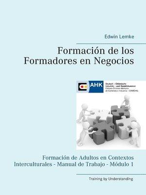 cover image of Formación de los Formadores en Negocios