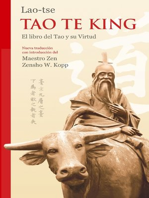 cover image of Lao-tse Tao Te King