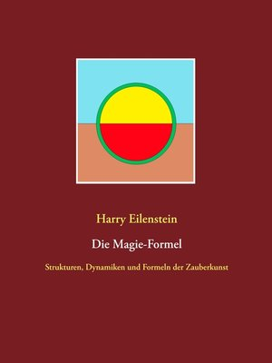 cover image of Die Magie-Formel