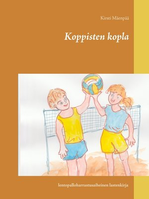 cover image of Koppisten kopla