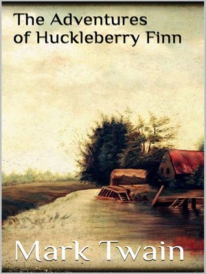 cover image of Adventures of Huckleberry Finn
