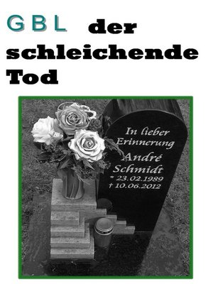cover image of GBL Der schleichende Tod