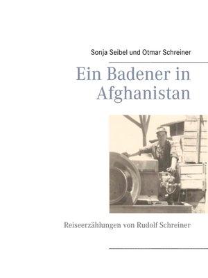 cover image of Ein Badener in Afghanistan