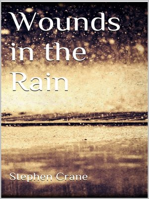cover image of Wounds in the Rain