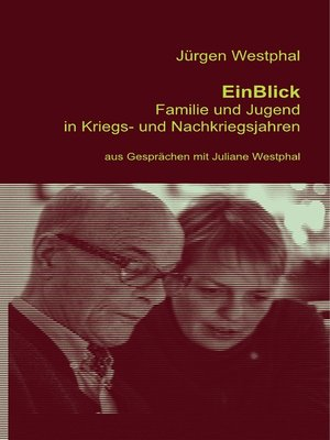 cover image of EinBlick