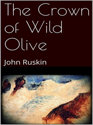 cover image of The Crown of Wild Olive