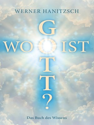 cover image of Wo ist Gott?
