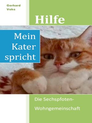 cover image of Hilfe, mein Kater spricht