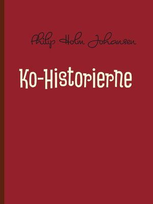 cover image of Ko-Historierne