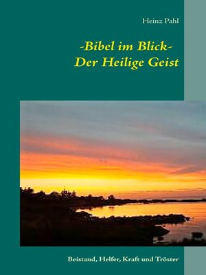 cover image of - Bibel im Blick-- Der Heilige Geist