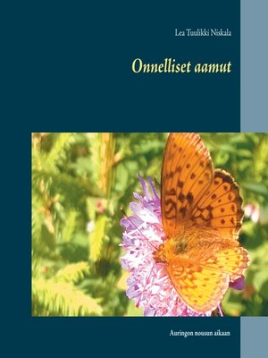cover image of Onnelliset aamut