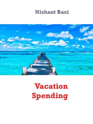 cover image of Vacation Spending