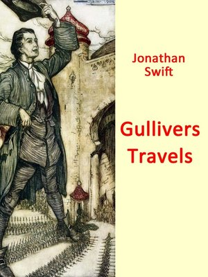cover image of Gullivers Travels