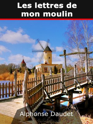 cover image of Les lettres de mon moulin