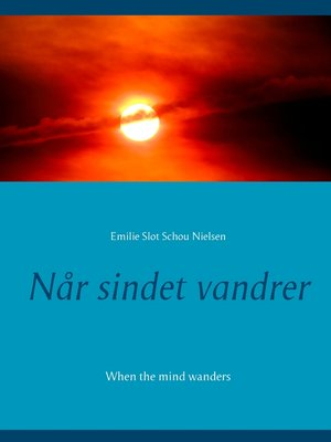 cover image of Når sindet vandrer