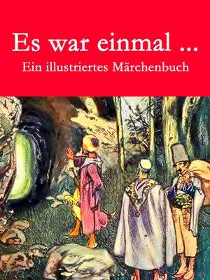 cover image of Es war einmal ...