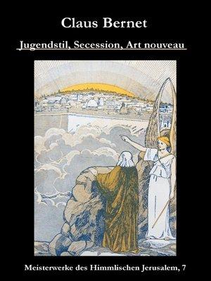 cover image of Jugendstil, Secession, Art nouveau