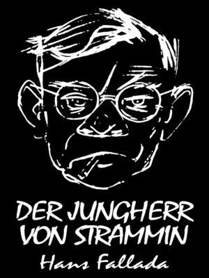 cover image of Der Jungherr von Strammin (Roman)