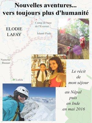 cover image of Nouvelles aventures vers toujours plus d'humanité