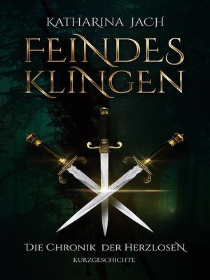 cover image of Feindesklingen