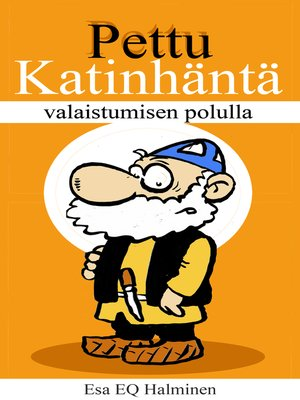cover image of Pettu Katinhäntä
