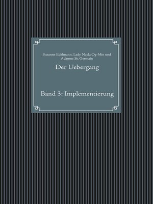 cover image of Band 3: Implementierung