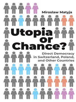 cover image of Utopia or Chance?