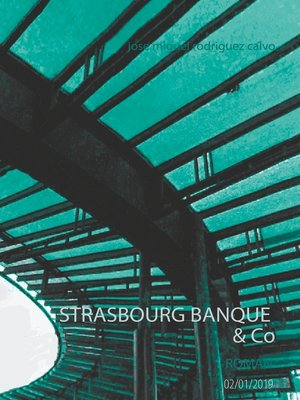 cover image of STRASBOURG BANQUE & Co