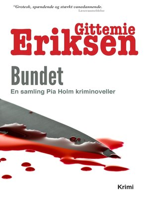 cover image of Bundet