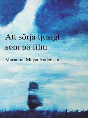 cover image of Att sörja tjusigt som på film